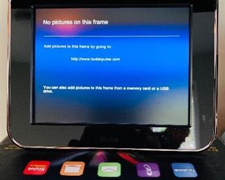 Touch Screen Photo Display
