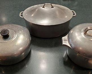 Heavy Cast Aluminum Roasting Pans Wagner Magnalite