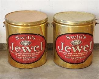 Swift's Jewel Tins