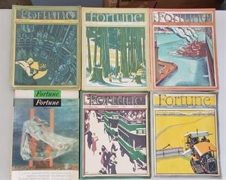 Early Fortune Magazines