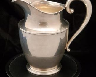 WALLACE Sterling Silver 4 1/2 Pint Pitcher 570 Gr