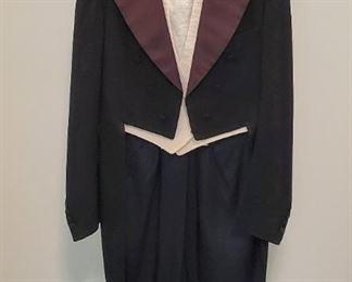 Vintage cut away tuxedo