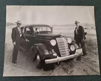 Historic photographs of Casper, Wyoming, and other Wyoming towns.