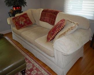 Porters Rolled Arm Sofa