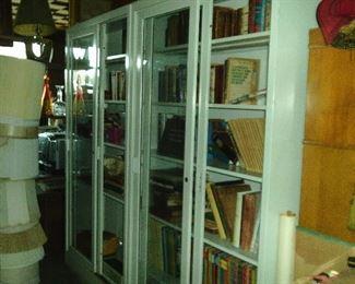 MANY BOOKS.