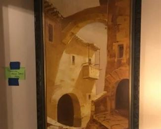 Painting from Spain