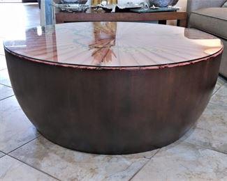 5 Barrel Coffee Table