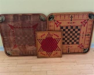 Antique Game Boards