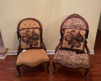 Chairs with History