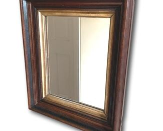 Vintage framed mirror. Bidding ends at 3 p.m. on 7-20-2020.  Register at https://auctions.mlestatesales.com.  Don't forget to check out our other auctions too!