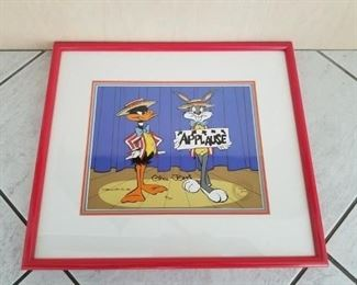 Signed Artwork by: Disney, Warner Brothers and Hanna Barbera in Aurora, CO