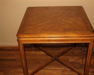 Drexel Heritage end table.