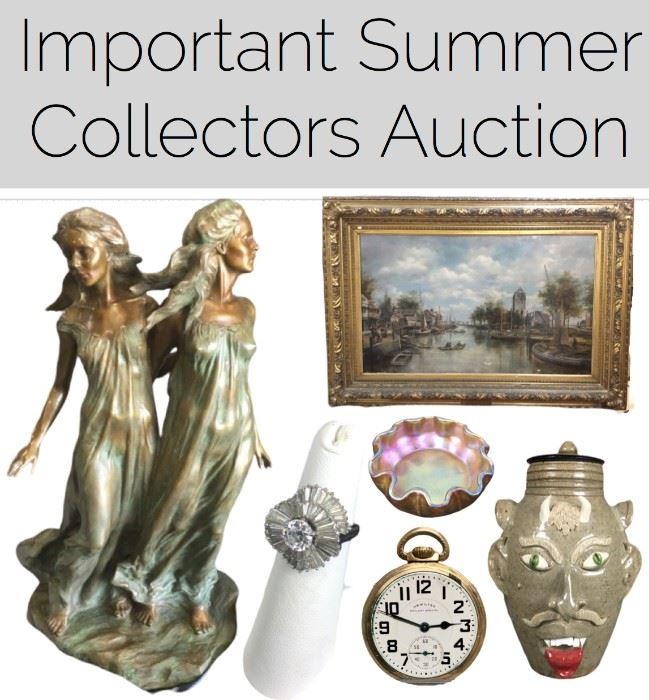 Summer Collectors
