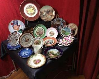 BA118 Decorative Plates
