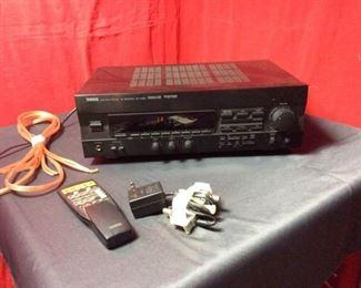 BA120 Yamaha Receiver