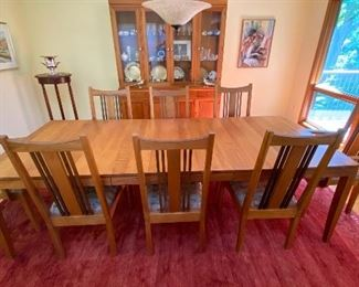 Chairs $1650   Table $895