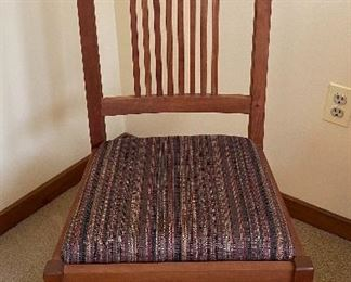 20% off of $125 Stickley side chair