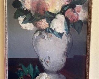 20% off of $45 Framed floral print