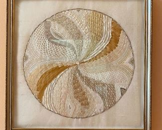 20% off of $69 Hand made framed beaded embroidery 2 of 2