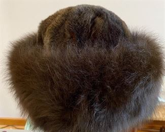 20% off of $75 Alpaca hat