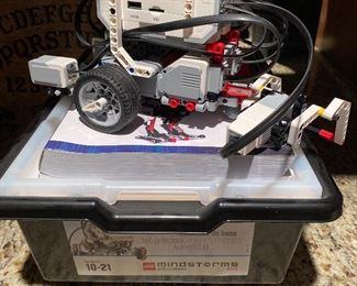 20% off of $125 Lego Mindstorm EV3 Laboratory