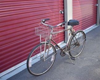 Old Antique Bike