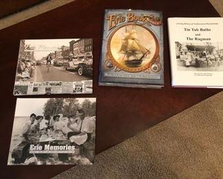 Erie historical books!