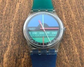 Swatch watch!