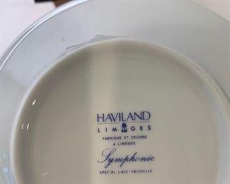 Haviland Limoges Symphonie  Fine China