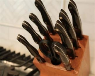 Cutco Cutlery Set