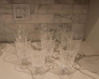 Waterford Crystal Araglin Iced Tea Stemware