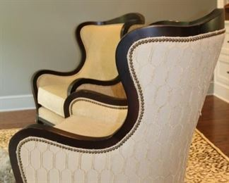 2 Arhaus Catania Chairs