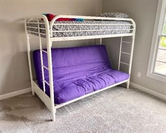bunk beds, futon bunk beds, twin and queen size bunk beds,