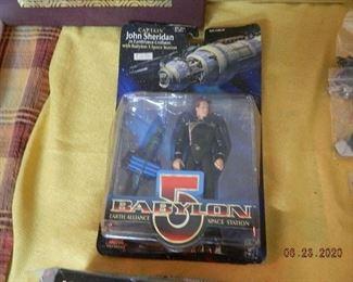Babylon 5 toy