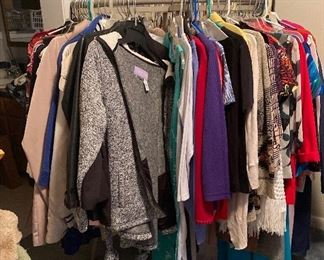 Assorted Women's Clothing & Shoes