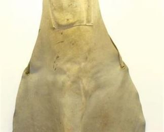Leather Wood Working Shop Apron