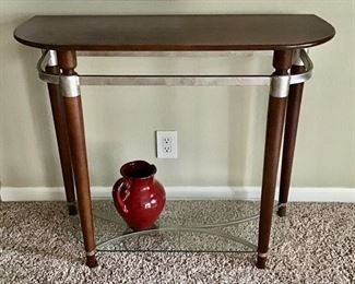 Small Sofa Table. $60.00