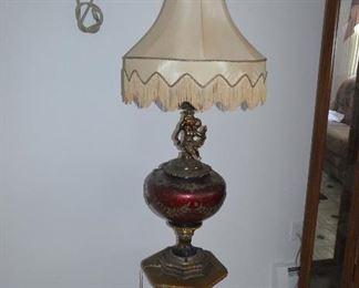 $150 Italian Floor Lamp.