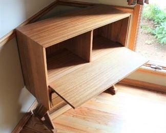 Vintage MCM bar cabinet