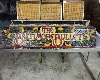 The Baltimore Bullet Light