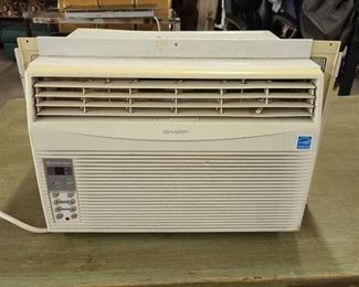 Sharp 8000 BTU air conditioner