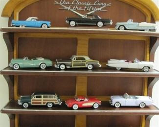 Franklin Mint car collection