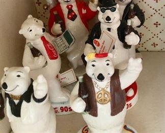 Enesco Through the Years Polar Bears