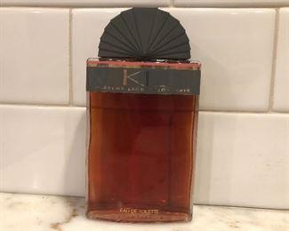 KL Karl Lagerfeld vintage perfume - full