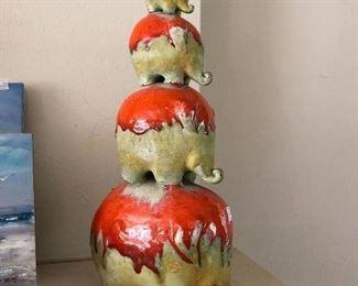mcm Rosenthal Netter elephant stack