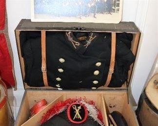 Complete Oddfellows uniform