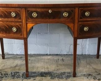 "Hickory Chair Buffet Table :: $1,500 :: Size: 68"" w x 26"" d x 38.25""H"