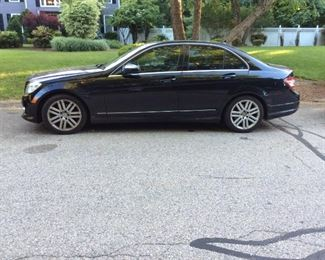 2008 Mercedes, runs well, no accidents, 2 owners,             4 door sedan           116,000 Miles                                             Asking 6,000.00   Will take offers.
