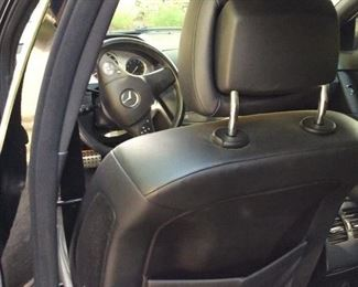 Interior Picture    Mercedes Benz     2008                    Contact Mary: 401-996-0612  or  macrowshaw@cox.net Anne: 401-935-2490
