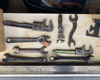 Old Ford wrenches $10 - $20 ea.